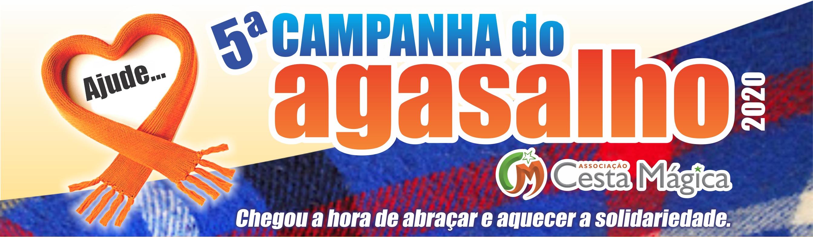 5ª CAMPANHA DO AGASALHO